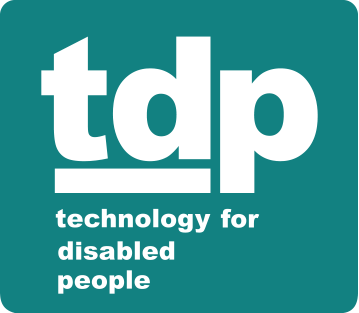 Logo: Technology for Disabled People
